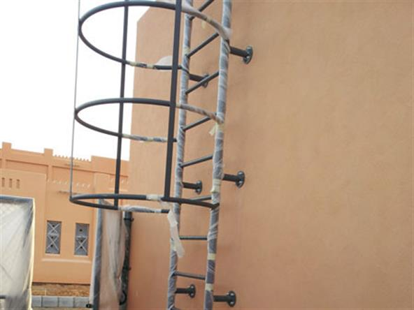 Cat Ladders, Handrails, Shed for HABTOOR LEIGHTON